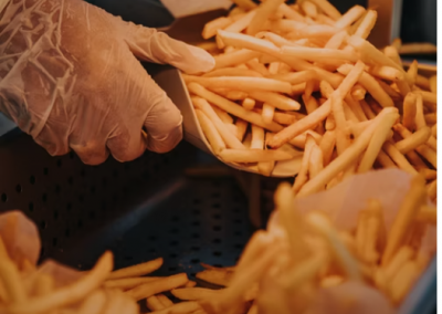 The French Fry Guy